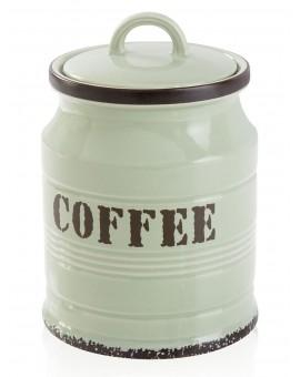 Barattolo da Caffe' Vintage con Chiusura Ermetica