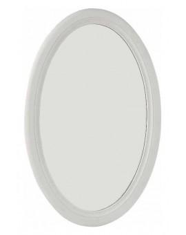DAISY Specchio con cornice in legno l. 48 x 70