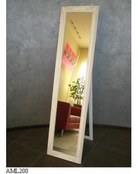 Specchio da terra a piantana per camera letto negozi sartorie