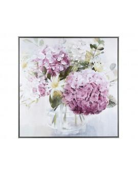 Dipinto olio con cuscini/o crown p2314-2 82.5x82.5