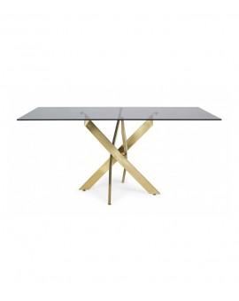 Tavolo George rettangolare 160x90