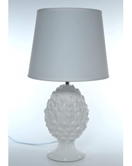 Lampada da Tavolo PIGNA Ceramica Corallo